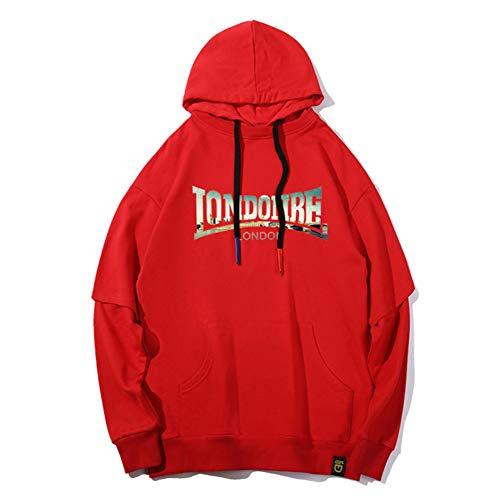 NXLWXN Heren Sweatshirt Hoodies Top Blouse Trainingspakken Lange Mouw Herfst Winter Casual