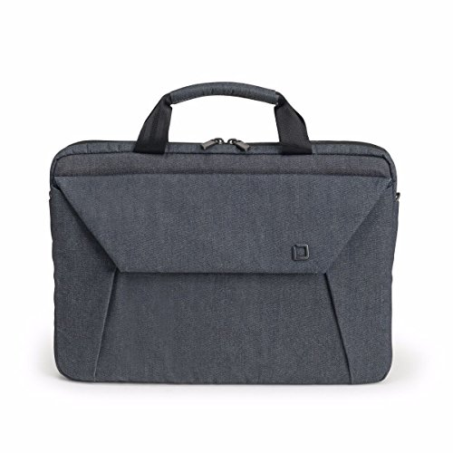 Dicota D31386 Slim Edge Laptoptasche Blau Denim