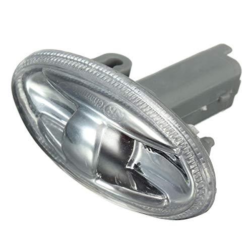 Luz del indicador del indicador del indicador del indicador del indicador del indicador LED del coche para Peugeot 108/407/206/1007 Bulb Hudson Studio