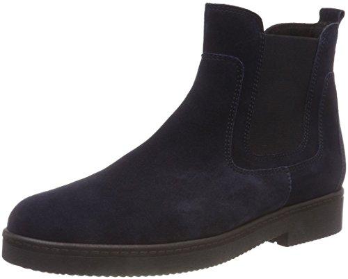 Gabor Shoes Damen Fashion Chelsea Boots, Blau (Ocean 16), 40 EU
