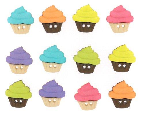 Sew Süße Cupcakes Neuheit