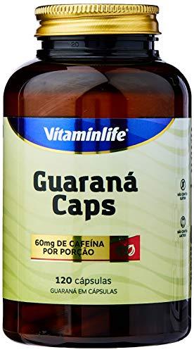 Guaraná Caps - 120 Cápsulas - Vitaminlife, VitaminLife