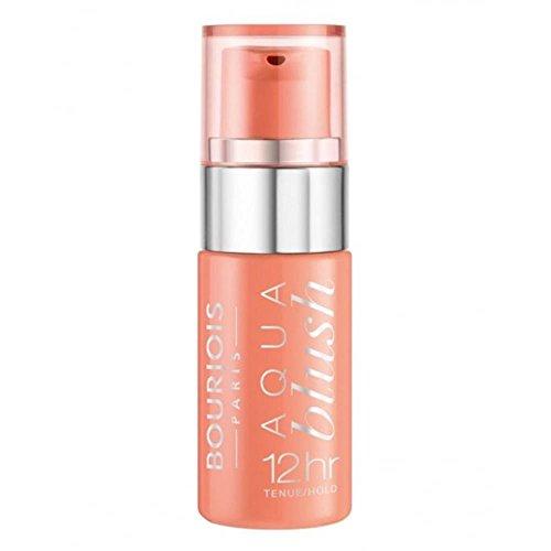 Colorete líquido Bourjois - Aqua blush 12h colorete 01 inge-nude Mujer