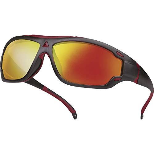 Delta Plus BLOW2MI - Gafas de sol (policarbonato, ajustables, 1 unidad)