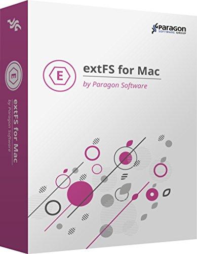 Paragon extFS for Mac. Accesso completo in scrittura/lettura consentito!