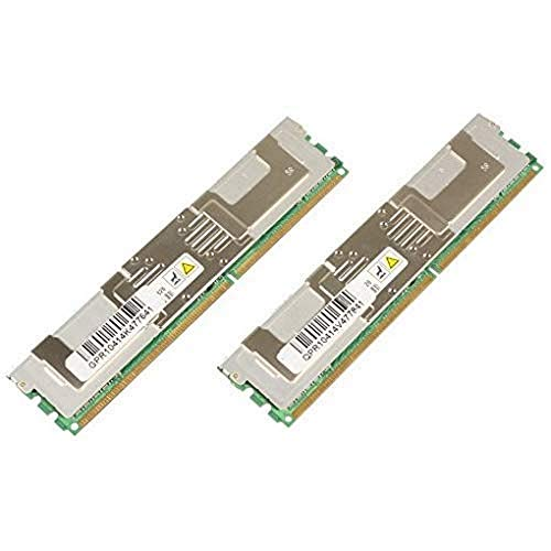 MICROMEMORY 16GB (2x 8GB), DDR2–Speicher (DDR2, DDR2, 2x 8GB)