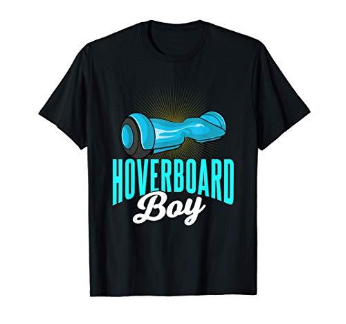 Hoverboard Geschenk, Geburtstagsgeschenk Junge, Kinder T-Shirt