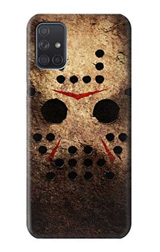 R2830 Horror Hockey Case Cover for Samsung Galaxy A71 5G [for A71 5G Version only. NOT for A71]