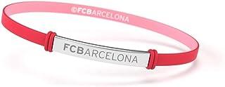 Voetbalclub Barcelona armband fashion rood koraal junior voor dames en kinderen   armband Barça gemaakt van siliconen en r...