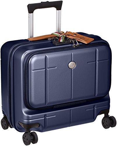 [オロビアンコ] スーツケース ARZILLO(横型) 機内持込み可能 機内持ち込み可 33L 37 cm 3.8kg ネイビー