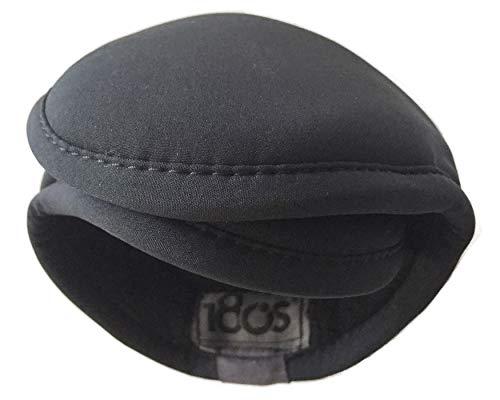 180s Urban Ear Warmer, Black, One Size