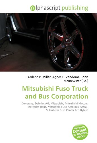 Mitsubishi Fuso Truck and Bus Corporatio