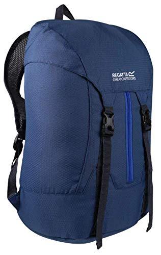 Regatta Unisex's Easypack II Rucksacks, Dark Denim/Nautical Blue, One Size