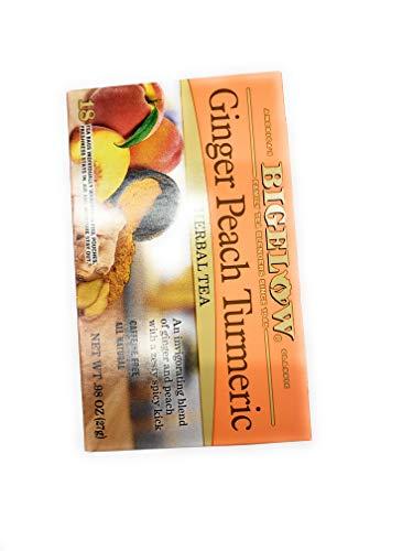 Bigelow Ginger Peach Curcuma 27g