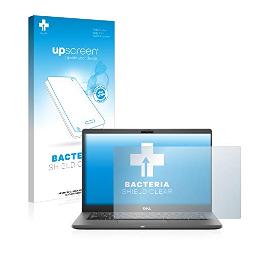 upscreen Screen Protector compatible with Dell Latitude 14 7410 Non-Touch Anti-Bacteria Protection Film - Anti-Scratch