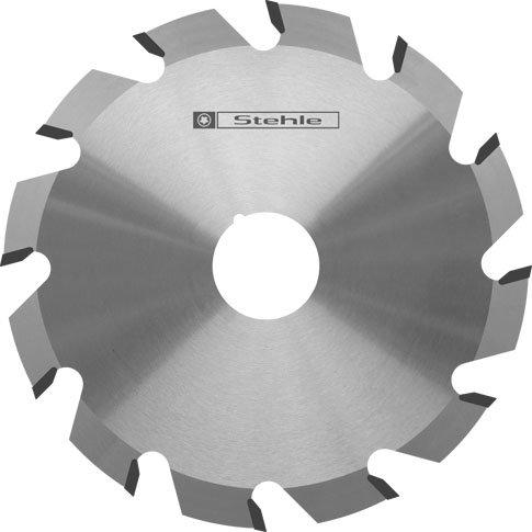 Stehle HW 1103L Nutfräser für Lamello-Maschinen 100x3,97/2,8x22mm Z=12 Wechselzahn