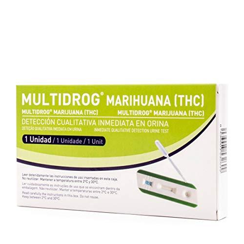 Multidrog Multidrog Marihuana 1 Test 100 g