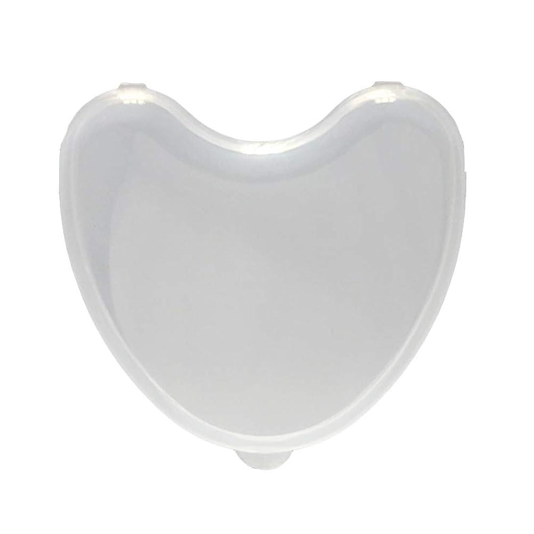 ネコキルト将来のSUPVOX 義歯ケースリテーナーケースプラスチック偽歯バスボックスリテーナーデンタルマウスガード収納容器ホルダー