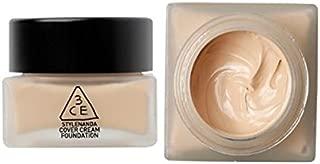 3 Concept Eyes Cover Cream Foundation, Sand Beige, 35 Gram