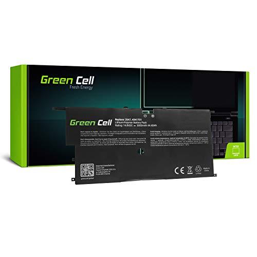 Green Cell 45N1701 45N1702 45N1703 4ICP5/58/73-2 Batteria per Portatile Lenovo ThinkPad X1 Carbon 20A7 20A8 2nd Gen (3000mAh 14.8V Nero)