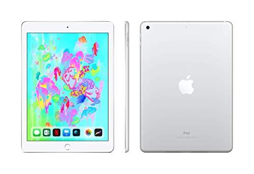 Apple iPad (9,7 Zoll, Wi‑Fi, 32 GB)– Silber - 4