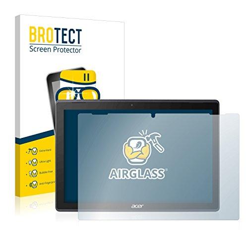 BROTECT Panzerglas Schutzfolie kompatibel mit Acer Switch 3 - AirGlass, 9H Härte, Anti-Fingerprint, HD-Clear
