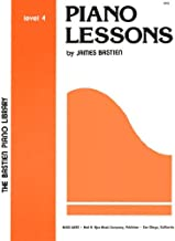 Piano Lessons Level 4