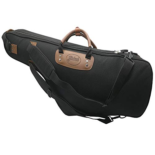 Xinlinke Tenor Saxophone Case Lightweight Soft Padded Bb Sax Gig Bag with Backpack Straps