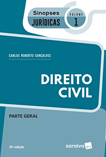 Sinopses jurídicas - direito Civil - parte Geral