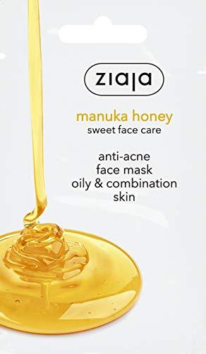 Ziaja - Mascarilla Facial De Miel De Manuka Antiacné