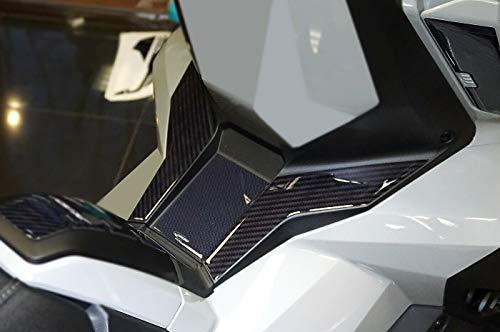 Adhesivo de Resina de Gel 3D para protección de estribos Compatible con Honda XADV 750 a Partir de 2021