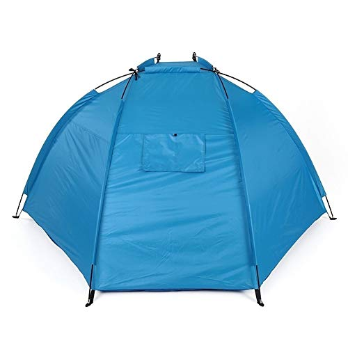 Herramientas al Aire Libre al Aire Libre Tiendas de campaña Plegable Ultraligero Carpa Beach refugios de protección UV Parasol for la Pesca de Picnic Parque Fácil de Instalar y de Paquete