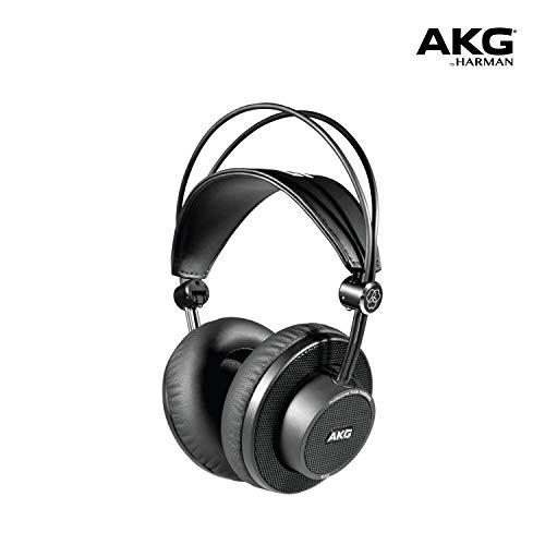 Auriculares plegables de espalda abierta AKG K245