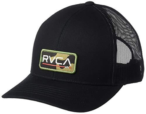 RVCA Ticket Iii Trucker Hat Black 1SZ