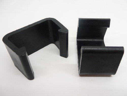 Prime Tech 8er-Set Verbinder/Clips/Klammern für Gartenmöbel, Möbelsets