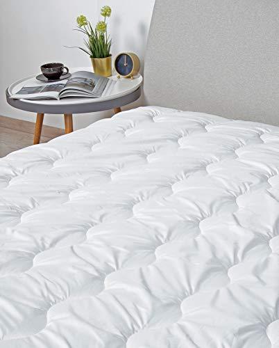 KS-Direkt Steppbett Bettdecke Decke Bett Zudecke Schlafdecke Microfaser (200 x 200 cm)