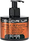 COLOR UP Hair Manicure Coating Treatment 8.45fl.oz/No Ammonia, No Oxident/Made in Italy (Copper Orange)