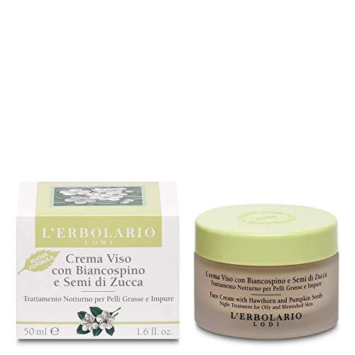 L'Erbolario Crema con Biancospino, 1 pezzo (1X 50ml)