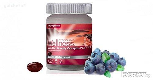 Gran Venta WELLNESS BY ORIFLAME Complejo de Belleza Antioxidante Plus GRAN VENTA FROM 26.95 EUR