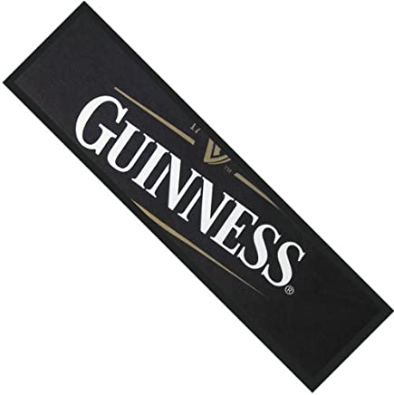 Home Bar Accessories for home pub Purple Print House Personalised Bar Runner Why Limit Happy To an Hour Bar Mat Small - 440x250