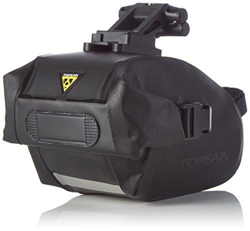 Topeak Satteltasche Wedge DryBag, Black, 23x13x11 cm, 1.5 L