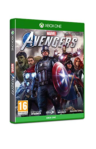 Marvel's Avengers - Xbox One (Edición Exclusiva Amazon)