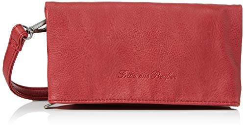 Fritzi aus Preussen Damen Ronja Small Clutch, Cherry, One Size