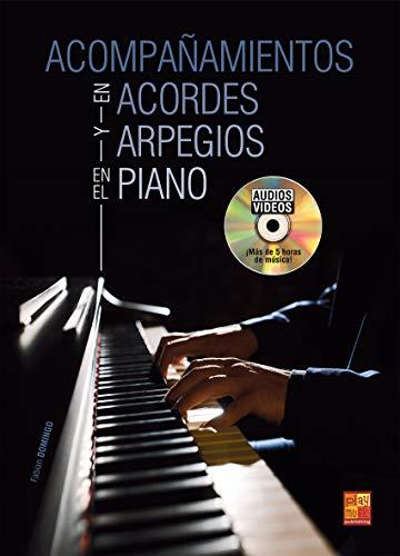 Fabian Domingo-Acompañamientos en acordes y arpegios en el piano-Klavier-BOOK