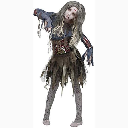 Fun World Zombie Costume, Medium 8 - 10, Multicolor