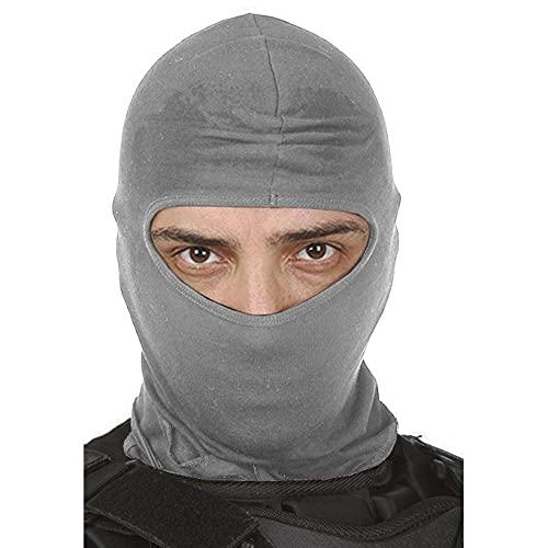 Balaclava Térmica Touca Ninja Mascara Moto Motoqueiro – Cinza
