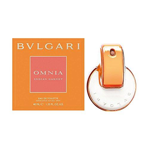 Bulgari Omnia Indian Garnet femme/woman, Eau de Toilette, Vaporisateur/Spray 40 ml, 1er Pack (1 x 40 ml)