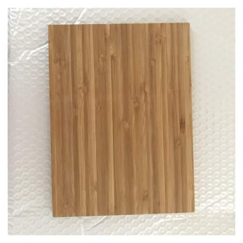 YMYGCC Tabla De Cortar De Cocina Tablero de Corte de la Tabla de Cortar de 1pc rectángulo de bambú 46