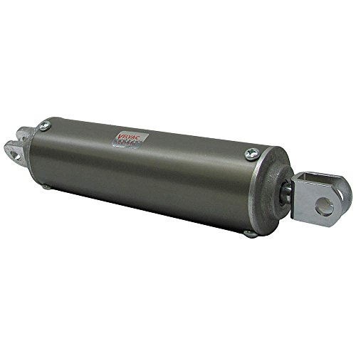 Air Cylinder, Air, 2-1/2 In. Bore, Clevis