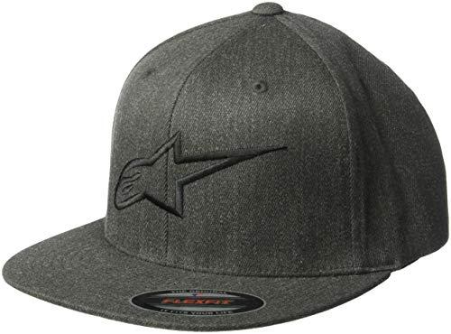 Alpinestars Ageless Flat Hat Gorra de béisbol, Gris...